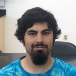STEM student Jonathan Orozco