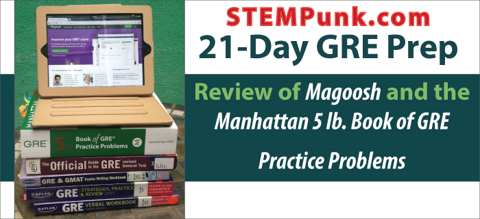 Online Test Prep Magoosh Box Includes